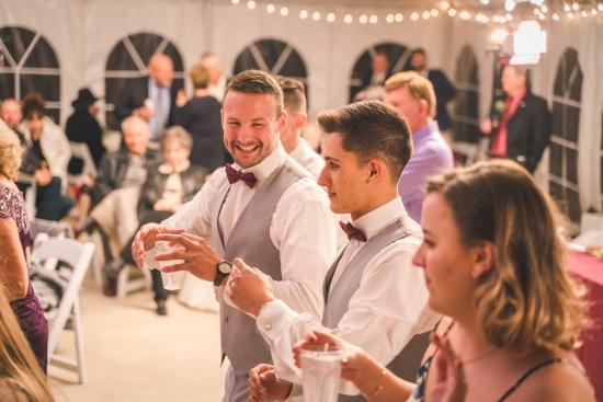 Ellis House and Equestrian Center Wedding Photos-115