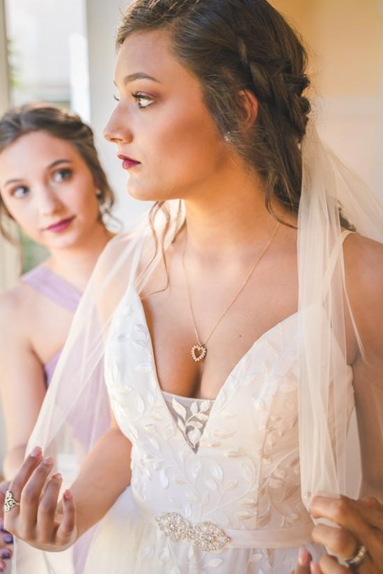 Ellis House and Equestrian Center Wedding Photos-33