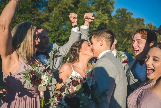 Ellis House and Equestrian Center Wedding Photos-62