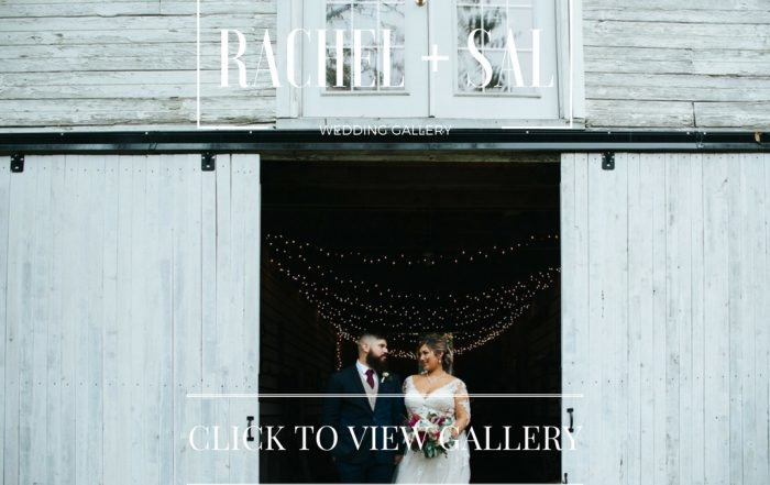 Wedding Videographer & Wedding Photographer