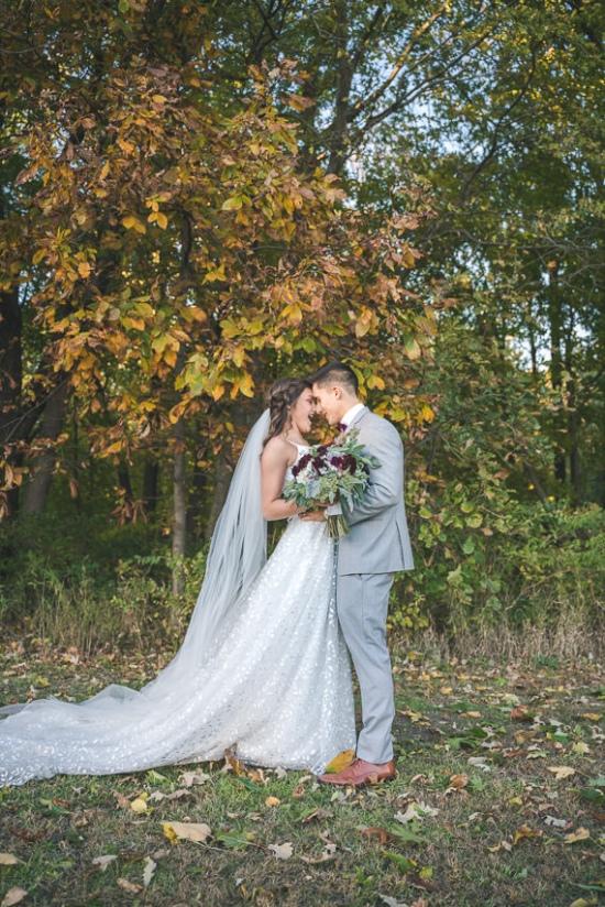 Ellis House and Equestrian Center Wedding Photos-66