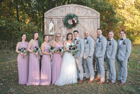Ellis House and Equestrian Center Wedding Photos-59