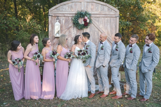 Ellis House and Equestrian Center Wedding Photos-60